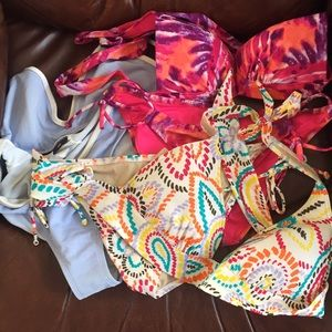 Swimsuit BUNDLE VICTORIA SECRET AND RALPH LAUREN!